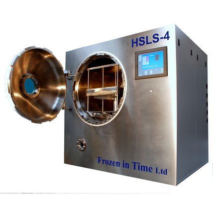 HSLS-4 steam sterilisable freeze drier