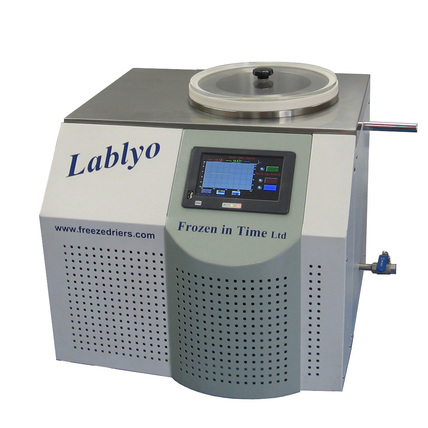 Lablyo benchtop freeze dryer